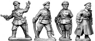 White Russian Officers 1