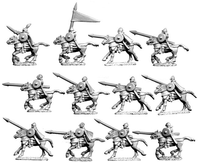 10mm Horse Tribe Cavalry