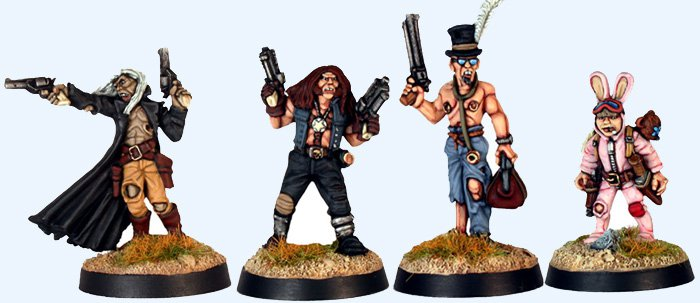 Wastelands Desperadoes