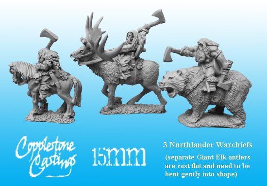 Northlander Warchiefs