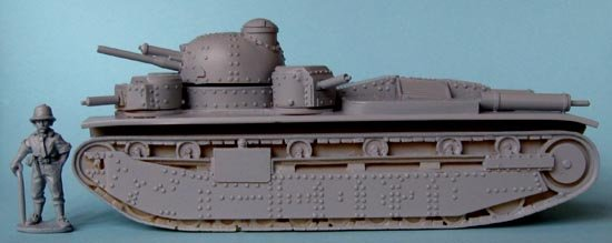 Vickers Independent Heavy Tank