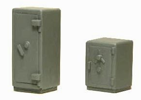 Large and small safes