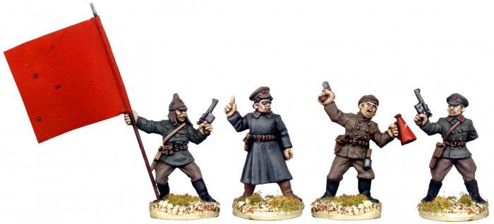 Trotsky et Sherlock Holmes chez North Star Img44
