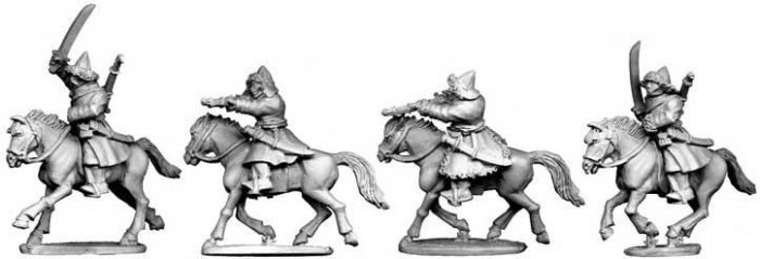 Mongol Tribal Cavalry 1