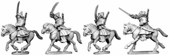 Mongol Tribal Cavalry 3