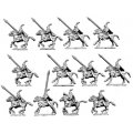 Photo of 10mm Horse Tribe Royal Cavalry (TM14)