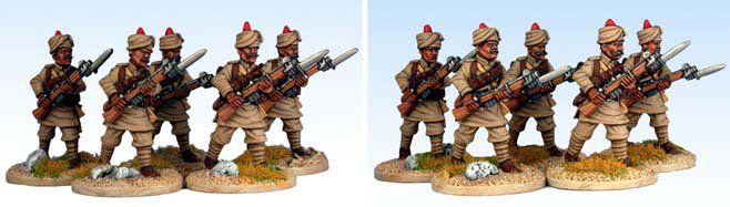 Indian Army - Muslim Infantry