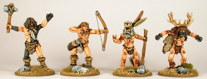 c23 caveman characters copplestone castings