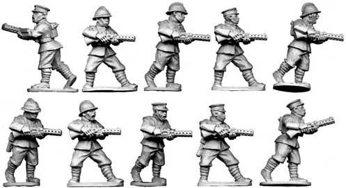 Chinese Assault Troops