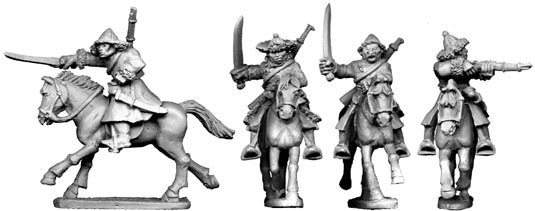 Mongol Tribal Cavalry 2